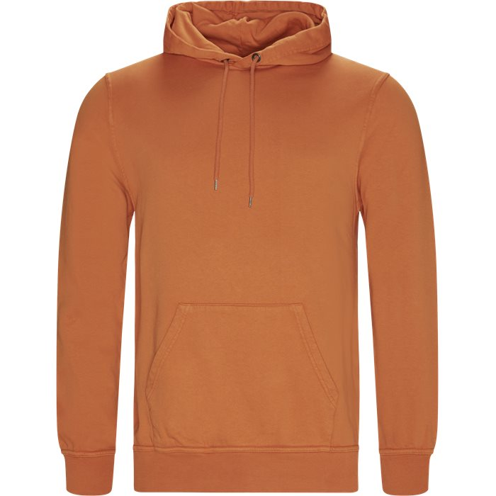 Douro Hoodie - Sweatshirts - Regular - Orange